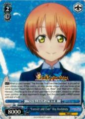 Forever and Ever Rin Hoshizora - LL/W34-E072 - R