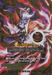 H-PP01/0075EN - INV Seventh Omni Earth Lord, Twilight Count - BR
