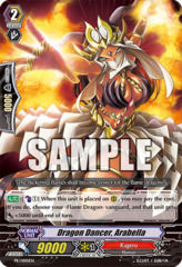 Dragon Dancer, Arabella PR/0100EN