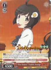 Fire Sisters Tsukihi Araragi - NM/S24-E056 - U