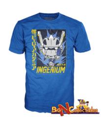 Pop! Tees Tenya IIda T-Shirt Large