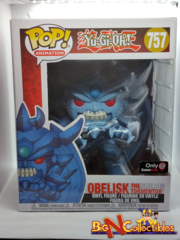 Funko Pop! Obelisk The Tormentor #757 Exclusive