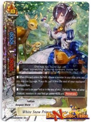 S-UB02/0016EN - RR - White Snow Princess, Christa