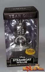 Funko Disney Treasures Pioneer Steamboat Willie Year One Silver Trophy