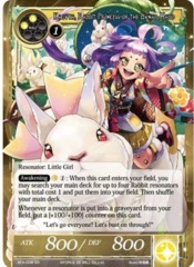 BFA-008 - SR - FOIL - Kaguya, Rabbit Princess of the Lunar Halo