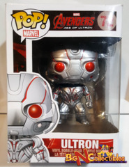 Funko Pop! Marvel - Avengers Age of Ultron - Ultron #72 Vaulted