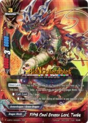 H-BT01/0002EN - RRR Fifth Omni Dragon Lord, Tenbu