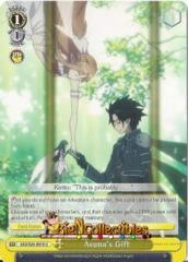 SAO/S26-E018 Asuna's Gift - U