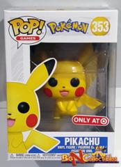 Funko Pop! Games - Pokemon - Pikachu #353 Exclusive