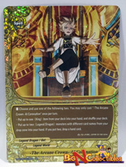 S-BT05/0016EN - RR - The Arcane Crown- Al Coronation