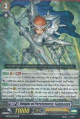 G-BT08/023EN - R - Knight of Persistence, Fulgenius