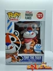 Funko Pop! Ad Icons - Tony The Tiger #121 Funko Shop Exclusive
