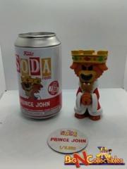 Funko Soda Prince John LE 7,500