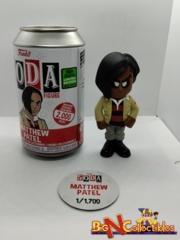 Funko Soda Scott Pilgrim vs. The World - Matthew Patel - ECCC 2021 LE 2000 pcs