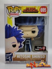 Funko Pop! Animation - My Hero Academia - Hitoshi Shinso #695 Exclusive
