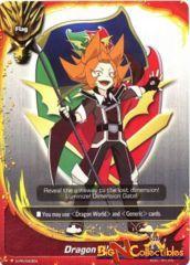 S-PR/040EN PR Dragon World FLAG Card Ranma Kakogawa