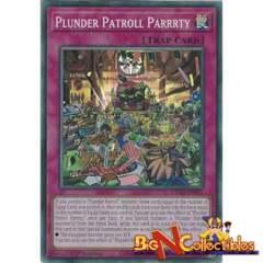 ETCO-EN091 - Plunder Patroll Parrrty - Super Rare - 1st Edition