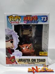 Funko Pop! Rides Jiraiya on Toad #73 Exclusive