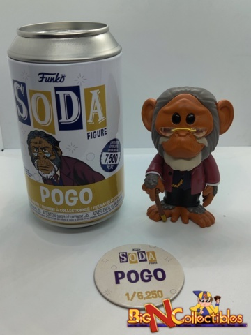 Funko Soda Umbrella Academy - POGO LE 7,500pcs