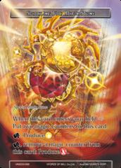 VIN003-095 Sparkling Fire Magic Stone