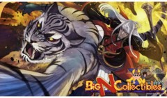 Force of Will New Dawn Rises Black Spot Tiger Playmat