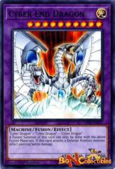 LED3-EN017 - Cyber End Dragon - Common - 1st Edition