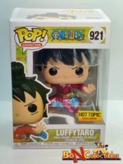 Funko Pop! Animation - One Piece - Luffytaro #921 Metallic Exclusive
