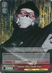 FOIL Sinister Glint,Death Gun - SAO/SE26-E24 - C