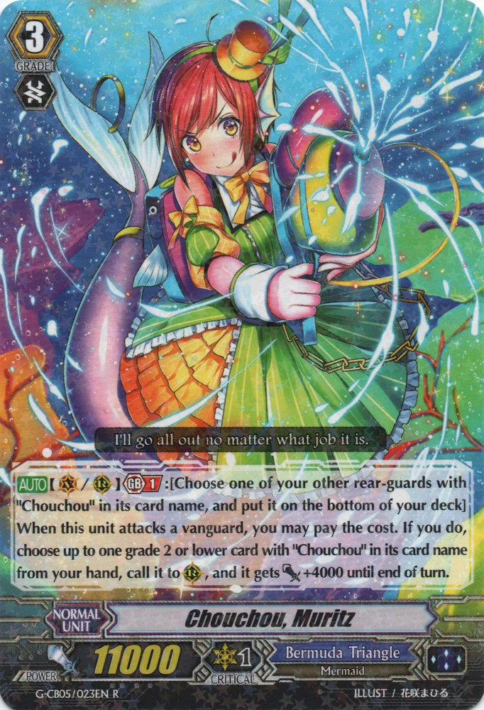 G-CB05/023EN - R - Chouchou, Muritz