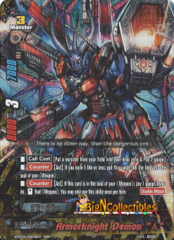 H-BT04/0004EN RRR Armorknight Demon
