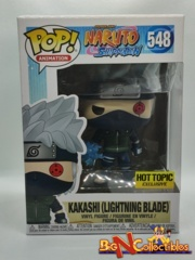 Funko Pop! Animation Kakashi Lightning Blade #548 Exclusive