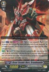 G-BT07/036EN - R - Great Cosmic Hero, Grandmantle