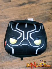 Funko Pop! Marvel Black Panther Avengers Collectors Backpack + 3 Pop Carrying Case