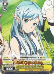 SAO/S26-E012 Undine' Girl, Asuna - C