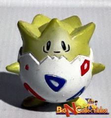Vintage Pokemon Figure Togepi  by TOMY