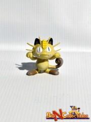 Vintage Pokemon Figure Meowth #52 by TOMY