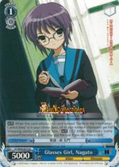 SY/W08-E079 - Glasses Girl, Nagato - R