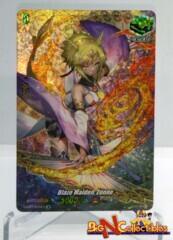 Blaze Maiden, Zonne - D-SS01/SP05EN - SP
