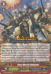 G-BT05/040EN - Fiery March Colossus - R