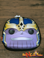 Funko Pop! Marvel THANOS Avengers Collectors Backpack + 3 Pop Carrying Case