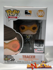 Funko Pop! Games Tracer #565 Esports Debut Exclusive
