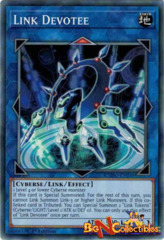 CYHO-EN036 - Link Devotee - Common - 1st Edition
