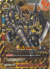 H-BT04/0011EN  - Armorknight Lion Drake - RR