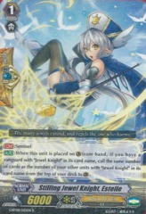 G-BT08/025EN - R - Stilling Jewel Knight, Estelle