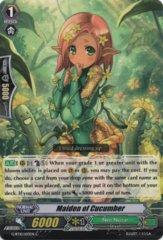 G-BT10/103EN - C - Maiden of Cucumber
