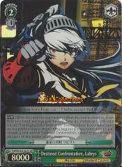 P4/EN-S01-027S SR Destined Confrontation Labrys