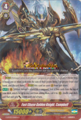 G-BT03/026EN Fast Chase Golden Knight, Campbell - R