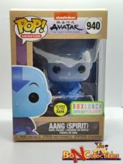 Funko Pop! Aang Spirit #940 Earth Day Exclusive