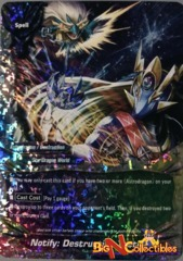 S-BT01/0020EN Notify: Destruction Tactics RR
