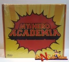 Funko Pop! Animation - My Hero Academia Exclusive Box Deku Endeavor Factory Sealed